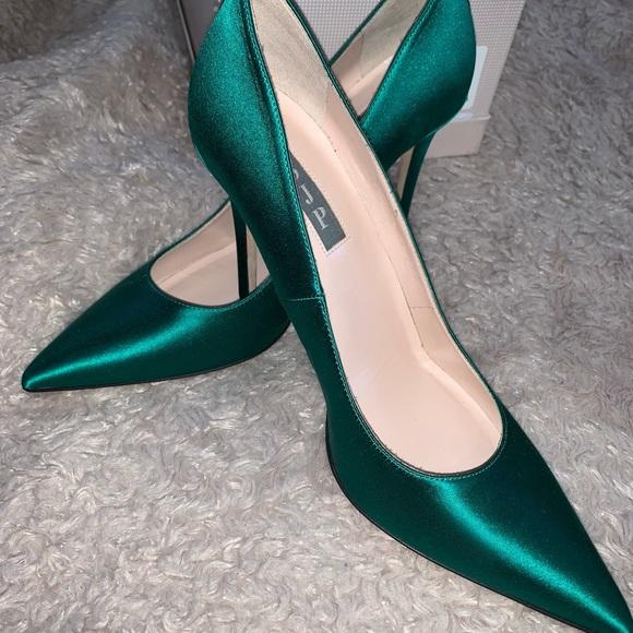 sjp green shoes 50% off 1bdca 49afd